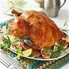 Garlic Rosemary Turkey