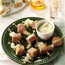 Ginger-Tuna Kabobs