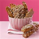 Gingerbread Hazelnut Biscotti
