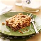 Golden Apple Snack Cake