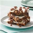 Gooey Chocolate-Peanut Bars