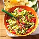 Green & Gold Salsa