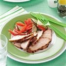 Grilled Turkey Tenderloin