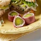 Ham & Pickle Wraps