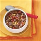 Hamburger Garden Soup