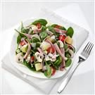 Hawaiian Spinach Salad