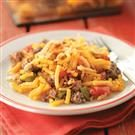 Hearty Macaroni Casserole