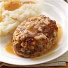 Hearty Salisbury Steaks