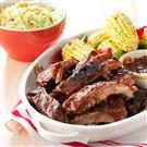 Honey-Beer Braised Ribs