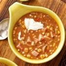 Jamaican Ham and Bean Soup