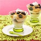 Lemon Blackberry Parfaits