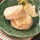 Lemon Tea Biscuits