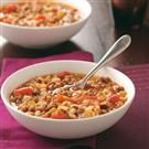 Make-Ahead Beef Barley Soup