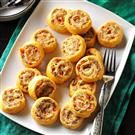 Make-Ahead Sausage Pinwheels