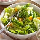 Mandarin Orange & Romaine Salad