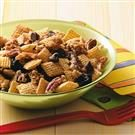 Maple-Pecan Snack Mix