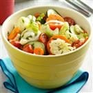 Marinated Fresh Vegetable Salad