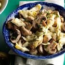 Marinated Mushrooms & Artichokes