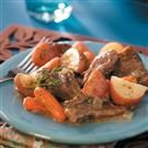 Melt-in-Your-Mouth Pot Roast