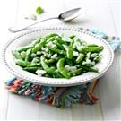 Minted Sugar Snap Pea Salad
