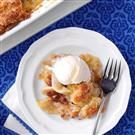 Mom's Cinnamon-Apple Crisp