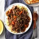 Moroccan Pot Roast