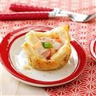 Mozzarella Appetizer Tartlets