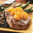 Orange-Topped Chops
