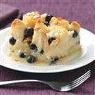Over-the-Top Blueberry Bread Pudding