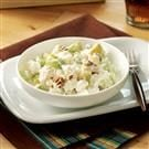 Pear Cottage Cheese Salad