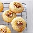 Pecan Pie Thumbprints