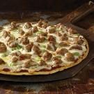 Easy Sausage Pizza