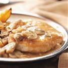 Pork Chops and Mushroom Gravy