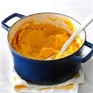 Pumpkin & Cauliflower Garlic Mash
