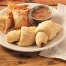 Pumpkin-Filled Crescent Rolls