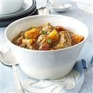 Pumpkin Harvest Beef Stew