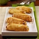 Pumpkin Pie Cannoli