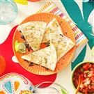 Quick Black Bean Quesadillas