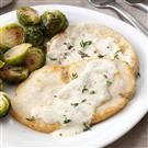 Quick Turkey Scallopini