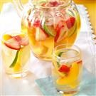 Quick White Sangria