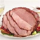 Double Glazed Champagne Cranberry Ham