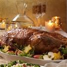 Roast Goose with Sweet Glaze