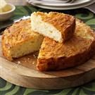Round Cheese Bread