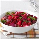 Ruby Red Beet & Apple Salad
