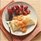 Seafood Crepes Bearnaise