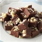 Simple Macadamia Nut Fudge