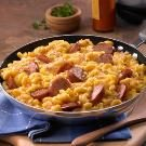 Johnsonville Skillet Mac & Cheese & Kielbasa