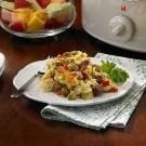 Slow Cooker Overnight Breakfast Casserole