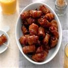 Smoky Bacon Wraps