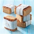 Snickerdoodle Blondie Bars